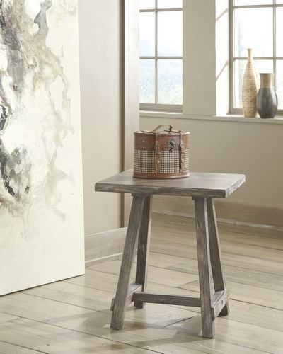 Get Your Rustic Accents   Chairside End Table At Owenu0027s Home Furnishings,  Clinton NC Furniture Store.