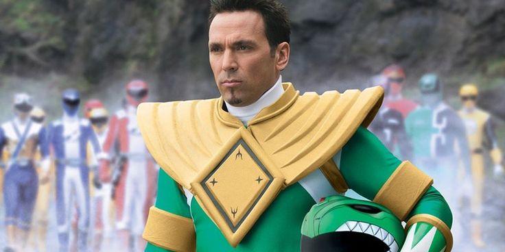 Jason David Frank divulga vídeos de bastidores da sua participação em Power Rangers