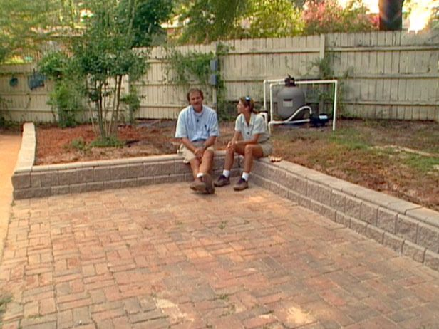How To Build A Block Retaining Wall Walls Pinterest Garden And Diy