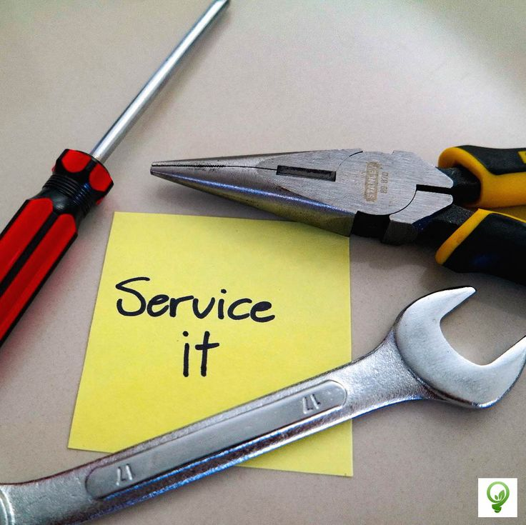 Eco Tip #28: Service it. Regularly service your equipment and vehicles. Saving costly breakdowns and improving operating costs.