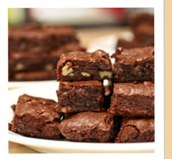 Brownie Love Story Amendoim | Blog Nova Safra