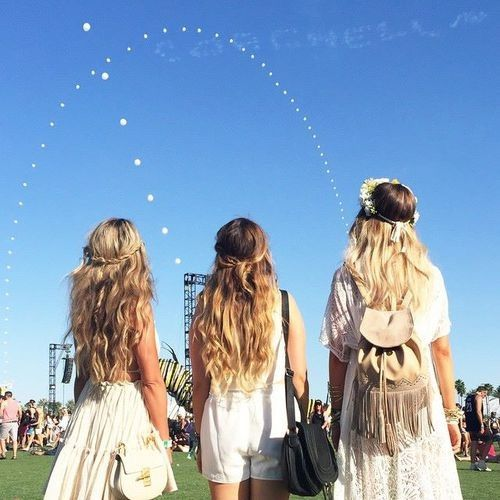Friends who Coachella together, Stay together.  | #SHOPTobi | Festival Fanatic | Find your festival look at www.TOBI.com