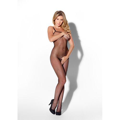 Spannende zwarte catsuit | #erotiek #lingerie #vrouw #intimiteit #cadeau #seks #sexy #kado #kadootje #damesmode #sexylingerie