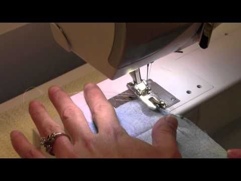 Bernina Hemmer Feet - Foot of the Month - YouTube