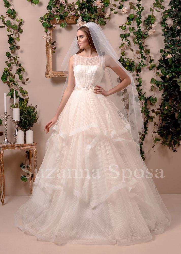 Rosabel - Nava Bride#navabride #suzanasposa #bridalgowns #bride #weddingdress