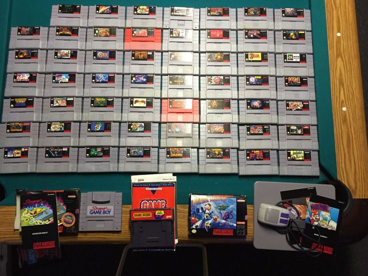 Instant SNES collection? http://goo.gl/9NJBSA   #gamecollection #snes #gaming #supernintendo #console #game #games