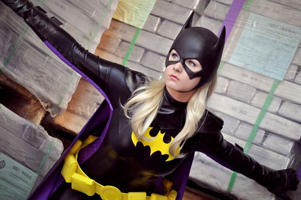 Beautiful BatGirl