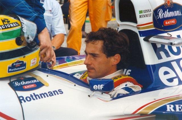 Still of Ayrton Senna in Senna