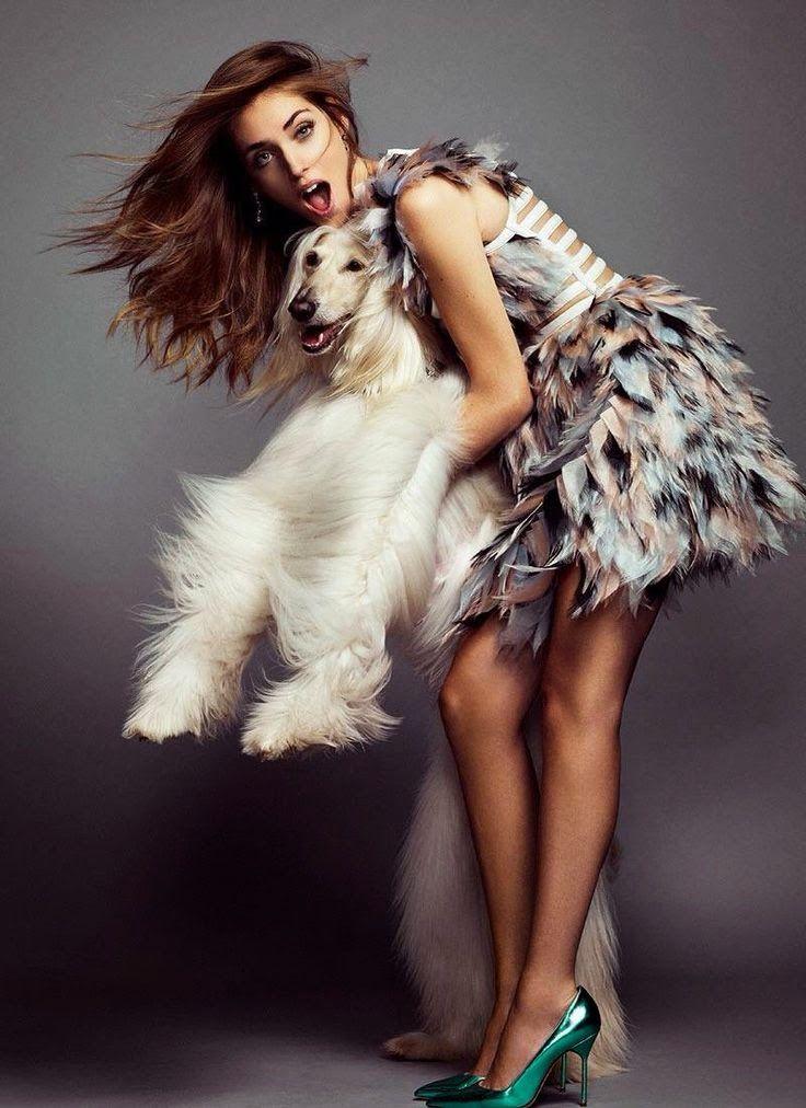 Duchess Dior: Chiara Ferragni by Nico Bustos for Vogue Spain April 2015