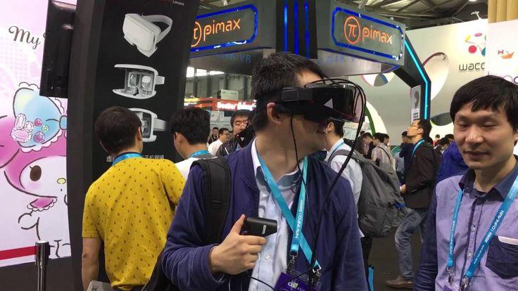 awesome ANTVR Sanal Gerçeklik ile Oyunu Birleştiriyor (CES Asia 2016) Check more at http://gadgetsnetworks.com/antvr-sanal-gerceklik-ile-oyunu-birlestiriyor-ces-asia-2016/