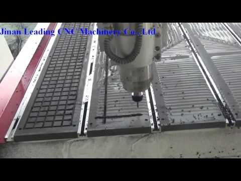 Leading CNC Router Engraving PVC   ABS Vacuum Absorption Table Surface