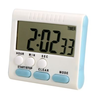 New Large Kitchen LCD Digital Kitchen Timer Alarm Count Up Down Clock 24 Hours