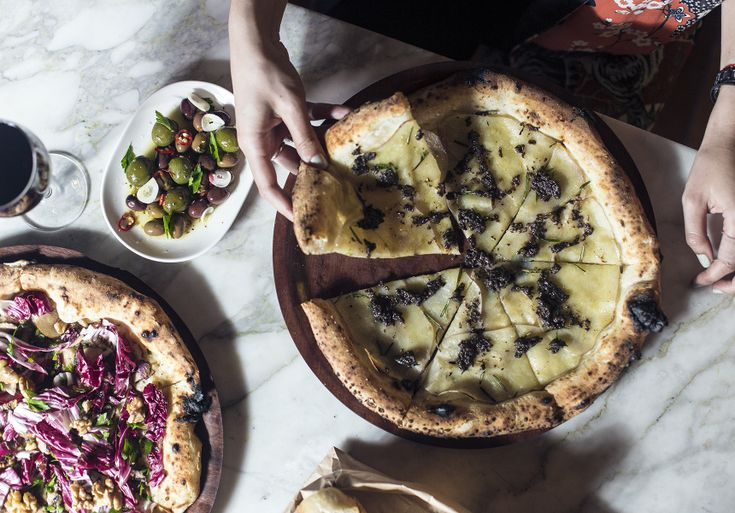 After almost ten years of selling meat and cheese, this pizzeria went vegan.
