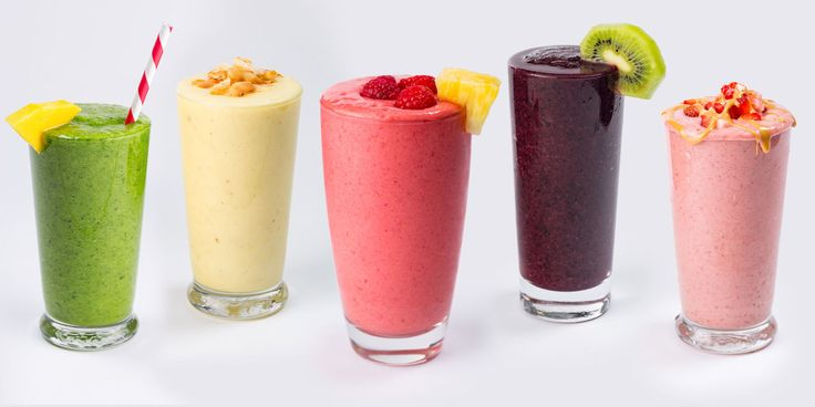 22 Super-Charged Smoothie Recipes  - Delish.com