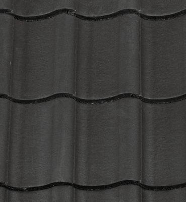 Redland Fenland Pantile – Roofing Outlet. Charcoal Grey Roof Tile