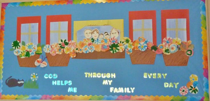 1000 images about pastoral on pinterest growth mindset for Family display board ideas