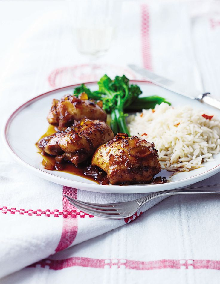 Low in fat and packed with flavour, this cheap lime and ginger chicken recipe for two is deliciously sweet, sour and sticky.