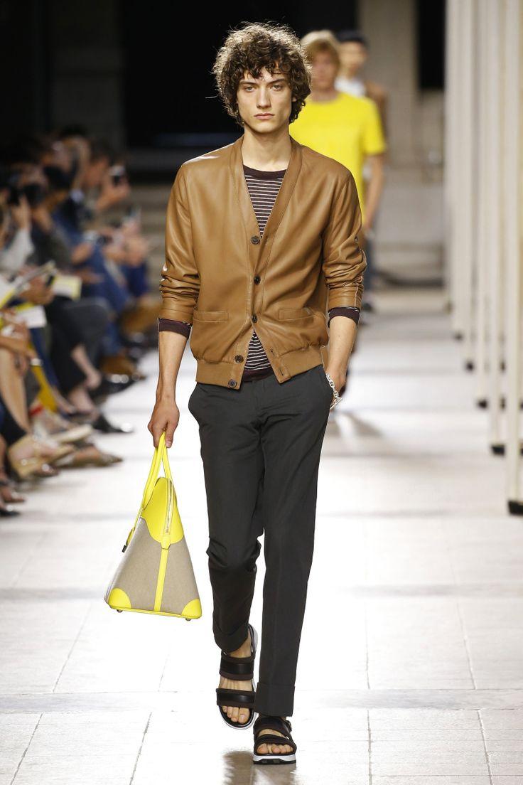 Hermès | Menswear - Spring 2017 | Look 1