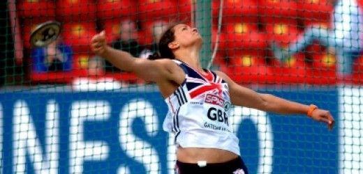 Jade Lally 2 – British Elite Discus Thrower ‹ TrackField97.com