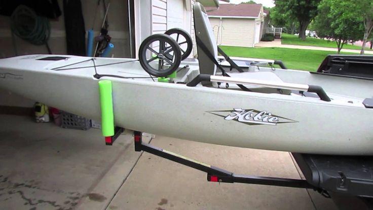How To Transport Larger Long Kayaks In Short Bed Trucks