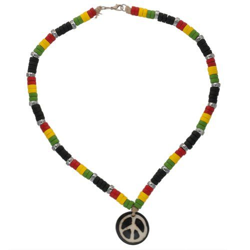 Old Glory - Peace Sign & Rasta Beads Wooden Necklace Old ... https://www.amazon.co.uk/dp/B00J2AOOMY/ref=cm_sw_r_pi_awdb_x_.FnAybA4G94NZ