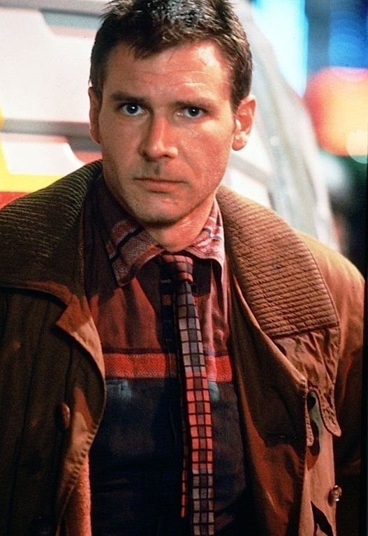 Blade Runner / Deckard's Shirt (Harrison Ford) | ScreenUsed.com