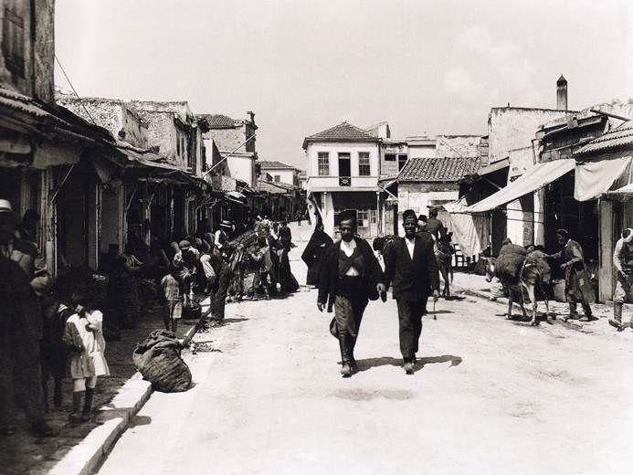 Ηράκλειο,λεωφόρος Καλοκαιρινού,1920