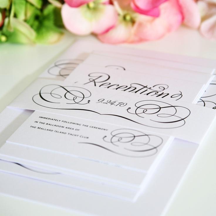 191 best wedding invites images on Pinterest   Wedding stationery ...