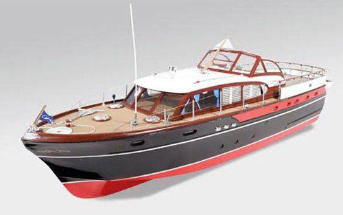 Large 1/20 Chris Craft Constellation 30-inch Boat Model.   Car & Truck Scale Models   Pinterest ...