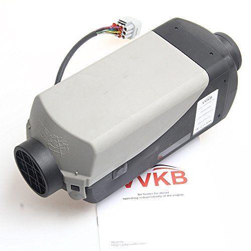 VVKB 12V 5KW Parking Heater Apollo-V2 Similar to Webasto Eberspächer FCC CE RoHS