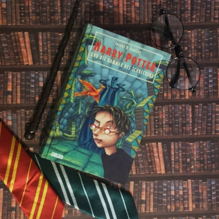[Rezension] J. K. Rowling - Harry Potter und die Kammer des Schreckens