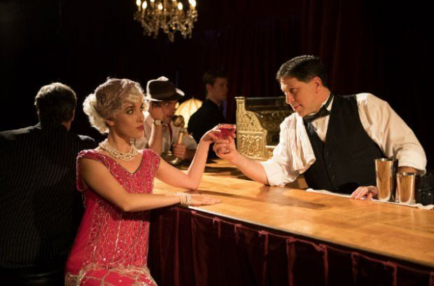 The Speakeasy SF: A North Beach, San Francisco Venue for drinks and a show