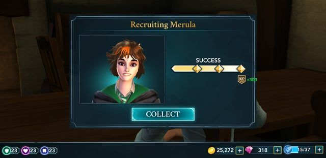 Two Things 1 Merula Looks Absolutely Adorable While Smiling Wish We Could See This More Often 2 When Do You T Hogwarts Mystery Harry Potter Memes Hogwarts