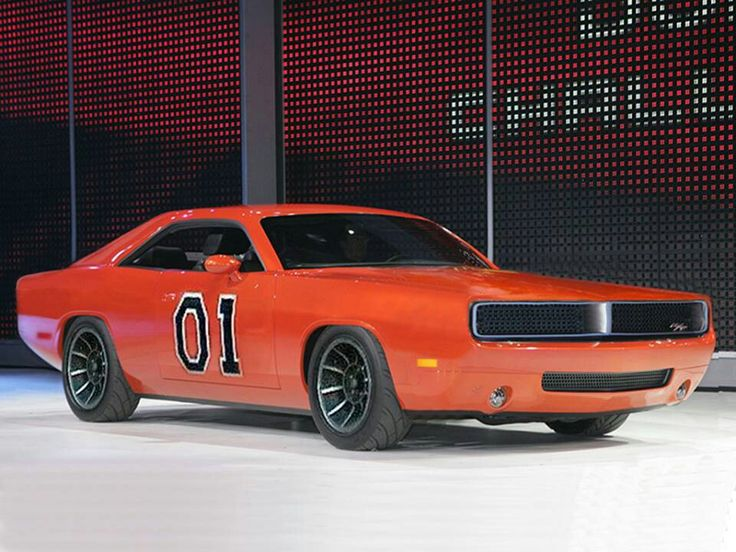 Not the General Lee