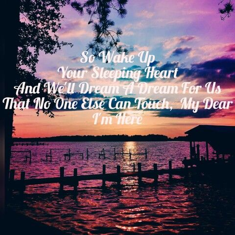 The Vamps - Wake Up Lyrics Wake Up EP