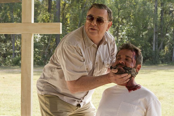 19. The Sacrament   The 19 Best Horror Films Of 2014 -   Directed by: Ti West Written by: Ti West  It's easy to feel weary of found footage horror: The success of the Paranormal Activity series ushered in a surplus of copycat films, most of which were — much like the majority of Paranormal Activity sequels — disappointing. But there are still a few worthwhile found footage tricks emerging, as evidenced by several entries on this list, starting with Ti West's Jonestown Massacre-inspired The…