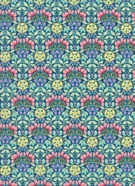 Persephone C  from Classic Collection.  100% Cotton Liberty Tana Lawn  Available from $12.50