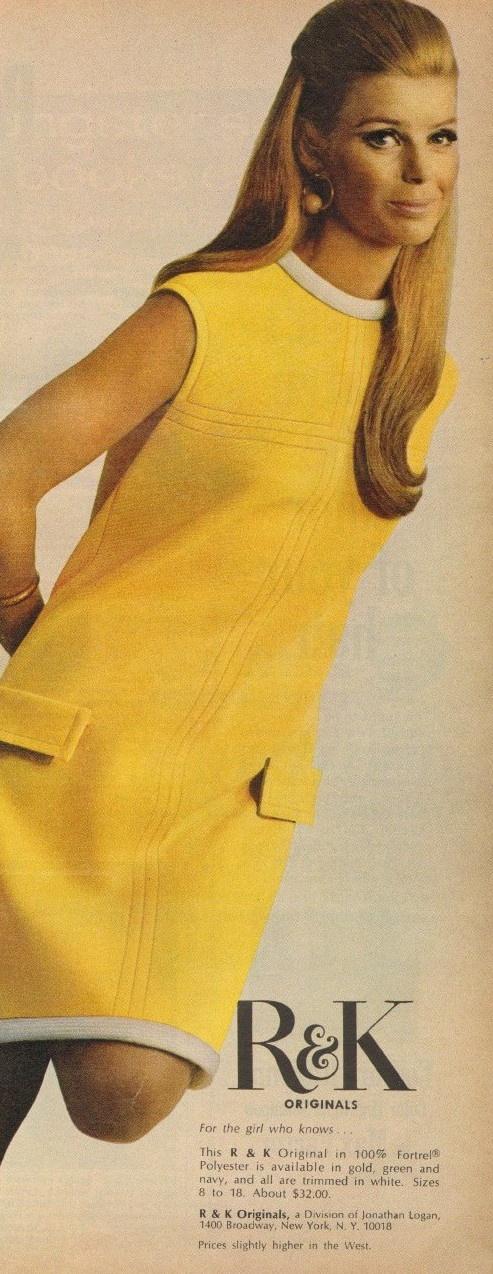 R Originals (November 1967) love the hair