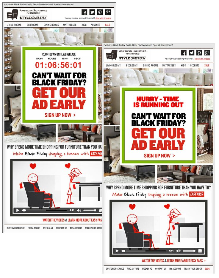 106 Best Innovative Emails Images On Pinterest Email Marketing Innovative Ideas And Retail