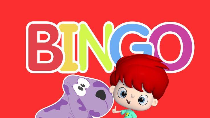 Bingo from TOTOMEE sing-along Kids Songs by Baby ToonzTV #babysongs #babyrhymes #songsforkids #bingo #babytoonz