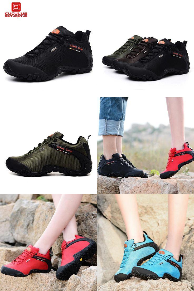 [Visit to Buy] XIANG GUAN running shoes for men women sneakers Autumn and Winter men sport shoes Comfortable walking shoes Free shipping 81283 #Advertisement