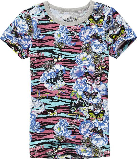 Spring Summer Collection 2016 Top: Wanika