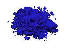 Bleu outremer — Wikipédia