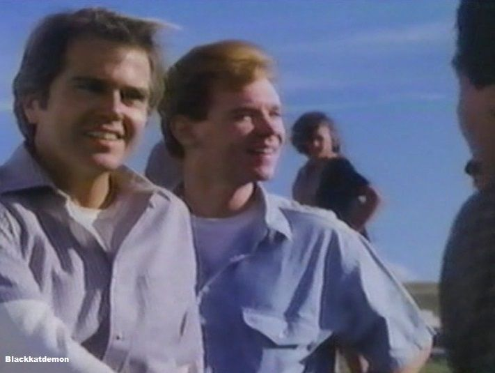 Into the Homeland (TV Movie)  (1987)   Paul Le Mat  - Derrick Winston, David Caruso - Ryder