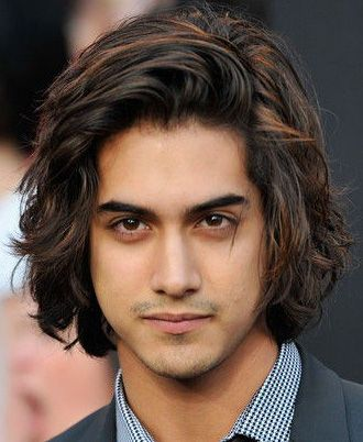 Mens Medium Length Hairstyles Performances Pictures