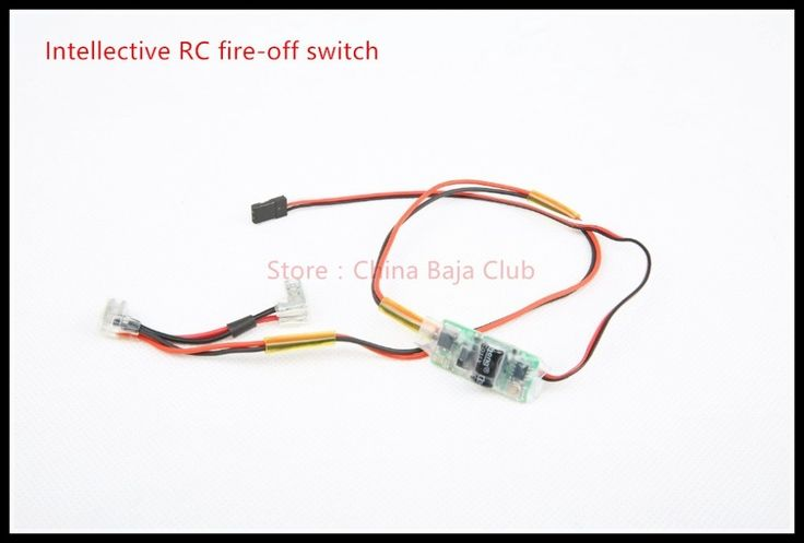 19.64$  Watch now - http://aliluc.shopchina.info/1/go.php?t=32700843612 - Remote Kill Switch Baja fit HPI Baja 5B, SS, 5T, 5SC, Losi 5ive-T, FG Marder, Rovan,Using 3rd Channel 63024  #aliexpress