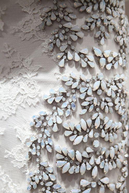 girlannachronism: Giambattista Valli spring 2012 couture detail