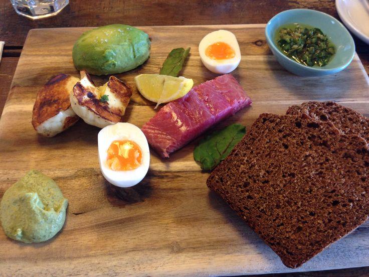 Breakfast Board - Burnt Orange Cafe