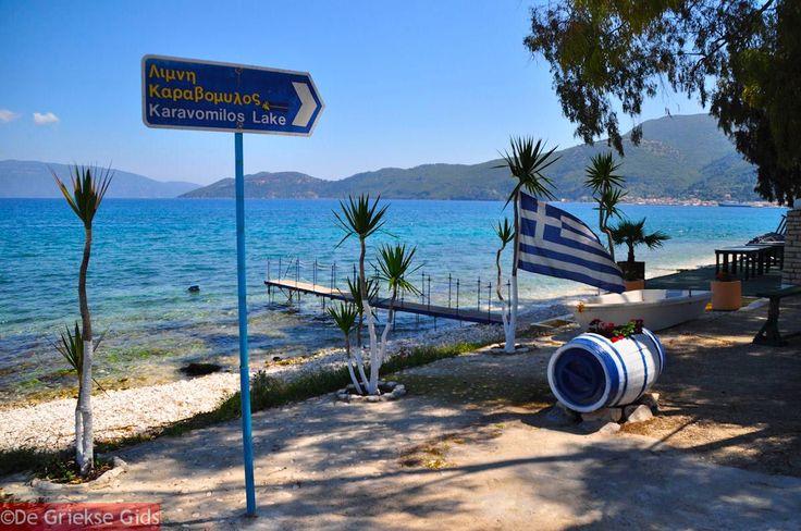 Karavomilos bij Sami - Kefalonia - Foto 210 - Foto van De Griekse Gids