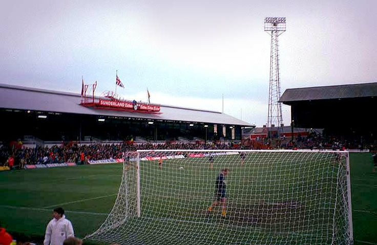 View from the Roker End